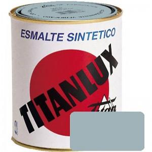 ESMALTE GRIS PERLA TITANLUX 125ml 509