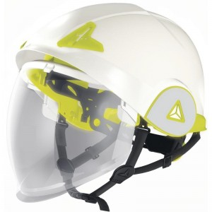 CASCO VISERA RETRACTIL DIELECTRICO ONYX