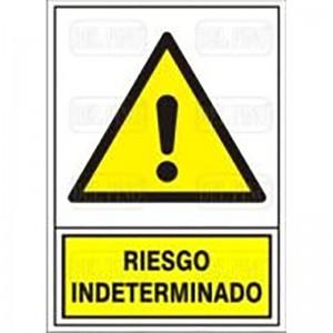"SEÑAL 329 PLAST.490x345""RIESG.INDETERM"""