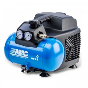 COMPRESOR ABAC STAR 015 1,5HP 6L