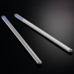 LAMPARA EMBUTIR SLIMLED 5,5W L1163 TOUCH 69 LEDS SMD3528 12V 6000ºK. NO INCLUYE TRANSFORMADOR.