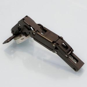 BIS.SILENTIA ANG.155º RECTO C2AMAD6 TITANIO PROFUNDIDAD CAZOLETA 13,5mm