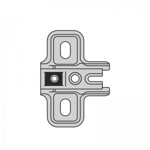 CALZO AVION BAZA AVAN E16 H0(3mm)