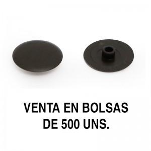 TAPA EXCÉNTRICA GOZO AG.4 d17 NEGRO (500U)