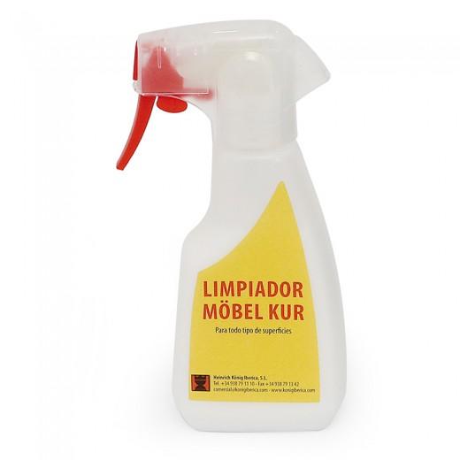 MOBEL KUR LIMPIADOR SPRAY 250ml. 542