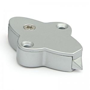 INTERRUPTOR CONTROL PUERTA 220-240V GRIS C/50cms DE CABLE