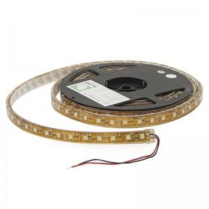 ROLLO IP68 30LED/7,2W/mt 5MT A15 LUZ BLANCA HI-LED 5050SMD, ESTANCA IP67, 0,24W/LED, 5MTS.
