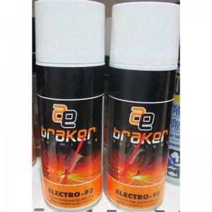 SPRAY ACEITE DIELECTRICO BRAKER 400ml PROTECTOR ANTIHUMEDAD EQUIPOS ELECTRICOS