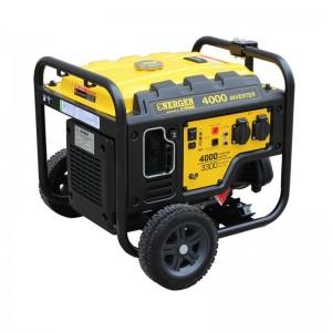 GENERADOR INVERTER 3500W ENERGEN-4000INV NOMINAL 3500W. MAX 4000W