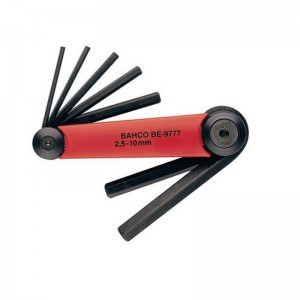 NAVAJA LLAVE ALLEN 7-P (1,5-6mm) 1.5,2,2.5,3,4,5,6