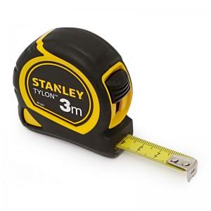 FLEXOMETRO STANLEY TYLON BIMAT.3m-13mm