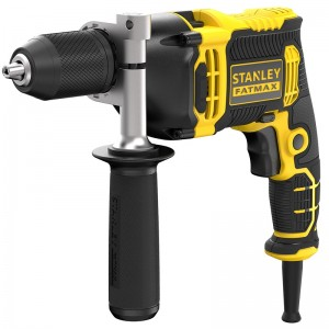 TALADRO PERCUSION STANLEY 750W 13mm FMEH750K