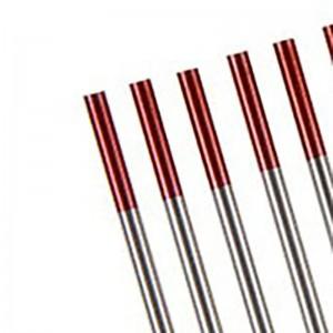 ELECTRODO TUNGSTENO 2% Th ROJO 2,4mm