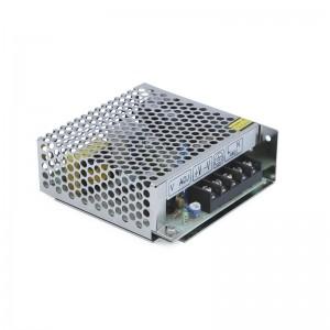 TRANSFORMADOR METAL LED 36W 12V 110-220V (tamaño 80x80x38)