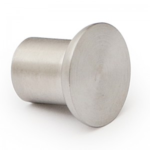 POMO ACERO INOXIDABLE RAMI d13 20mm. h17