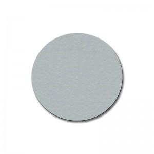 TAPON ADHESIVO GRIS 13mm (100U)