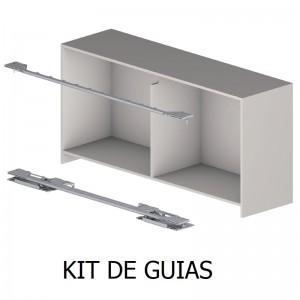 KIT DE GUÍAS SLIDER S10 BAJO FLEX