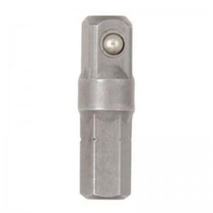 ADAPT.INSERCION-1/4 CUADRADILLO-1/4 25mm