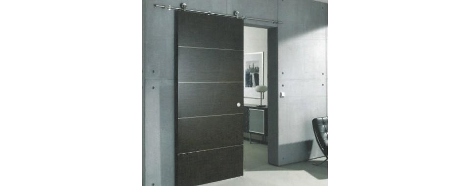 Puertas correderas de paso montar las puertas correderas - Montar puertas correderas armario ...